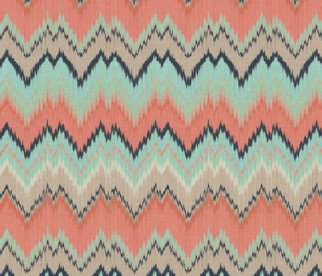 Rrrr2670349_coralandturquoiseikatchevron_contest95934preview