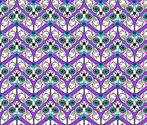 Rrrrrrrrr1purplebluesugarskullsphnxchevrons4fabric_contest85704preview