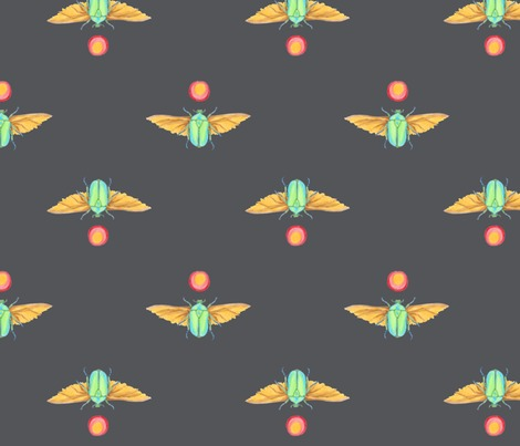 Rrrscarab_simplified_grey_repeat_contest82069preview