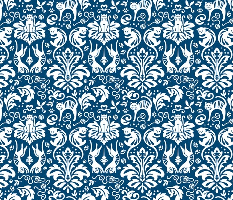 Raliceio-damask-cats_contest83544preview