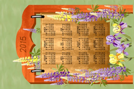Rrgarden_calendar_2015_curved_wood_frame_ah_contest86173preview