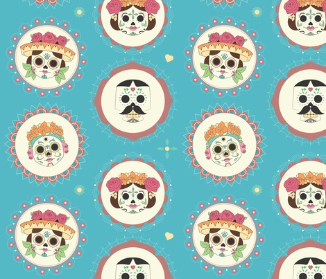 Rday_of_the_dead_pattern.ai_contest85572preview