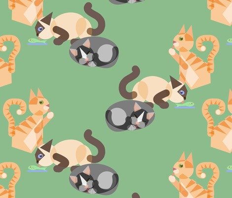 Rcubist_cats__green_rev_contest92194preview