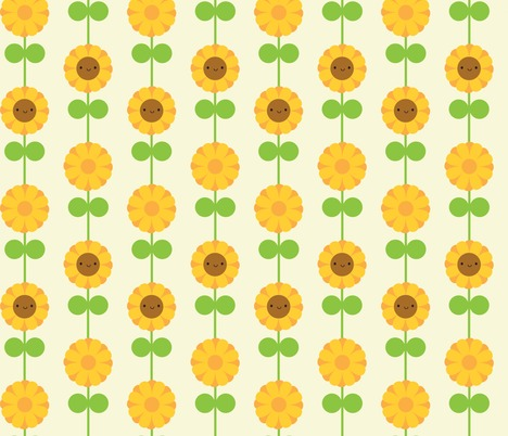 Rrsunflower-stripe-cream-big_contest94878preview