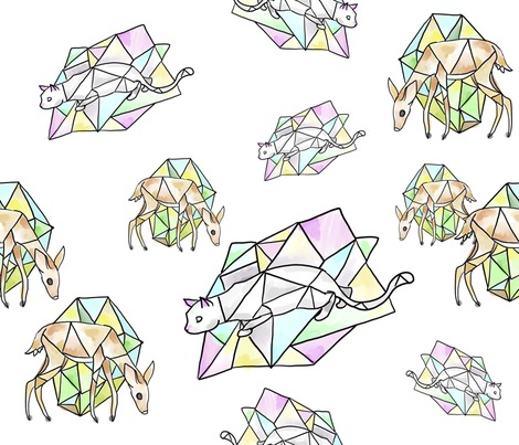 Rcubist_pinky_deer_copy_contest92893preview