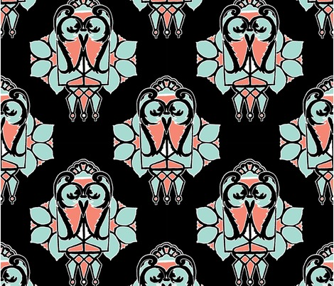 Rrrreglyillo_coral_mint_spoon_flower_xx_horiz_-recovered_contest94032preview