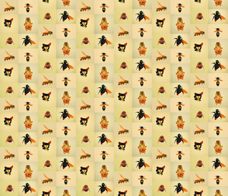 Rrbeesspoonflower_contest97708preview
