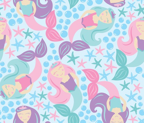 Rspoonflower_mermaid_print_fa-01_contest100190preview
