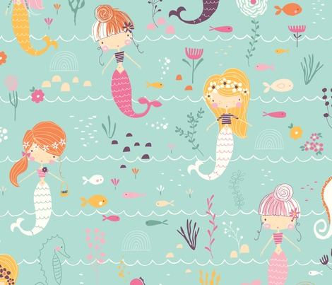 Rfinal_mermaid_pattern_larger_contest100615preview