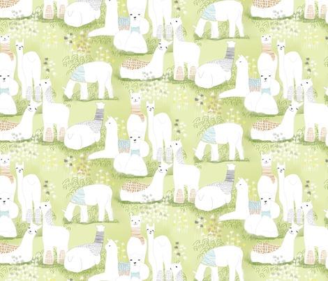 Rrrrrllama-pattern_b_contest103244preview