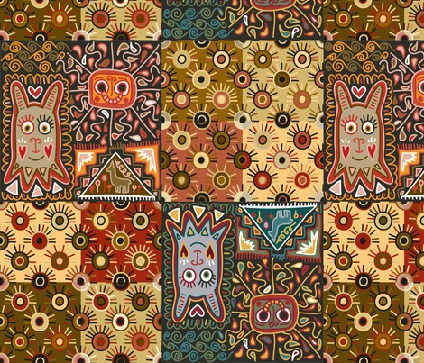 Rrllama_with_eyes_patchwork-01_contest103264preview