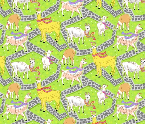 Rllama_pattern_007_contest103464preview
