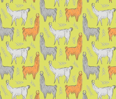 Rllamas__yellow_contest103524preview