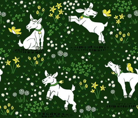 Rrgoat_through_tulips_copyright_pinkywittingslow_2015_on_spoonflower2-01_contest105075preview